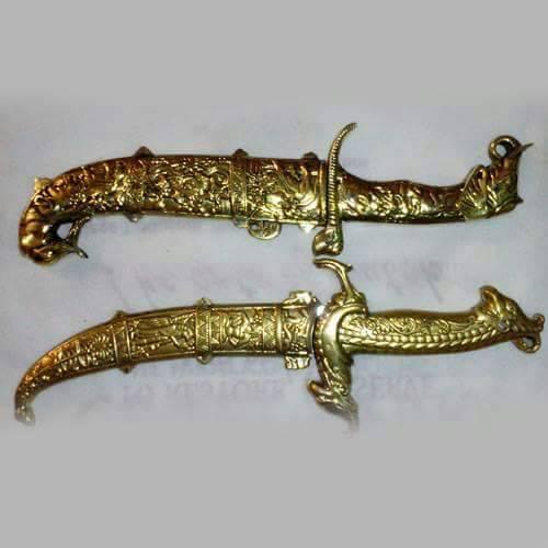 Antique Dagger 01