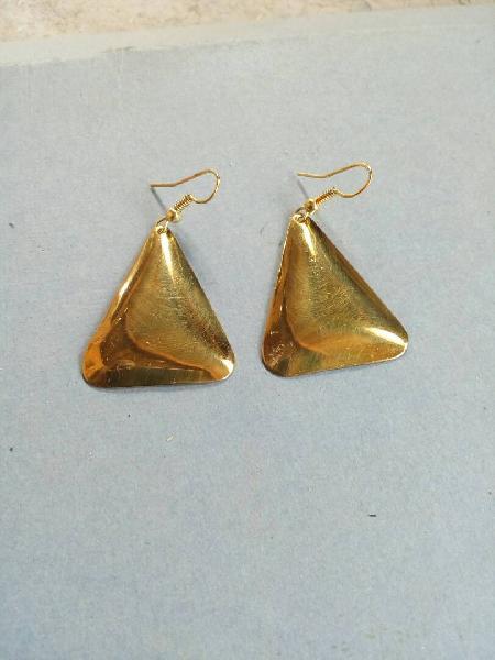 Brass Earrings 01