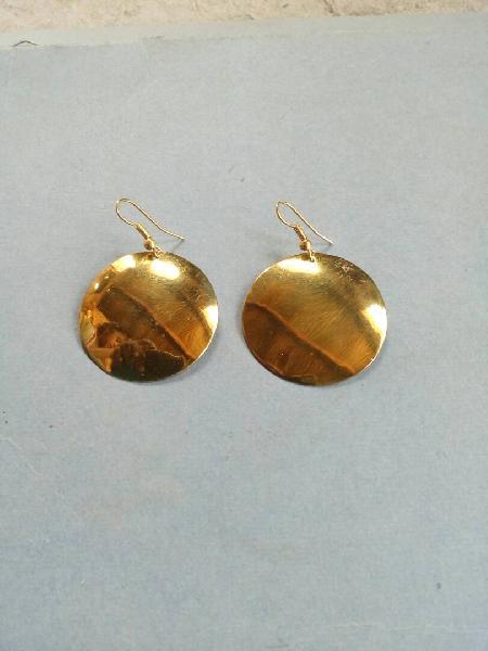 Brass Earrings 06