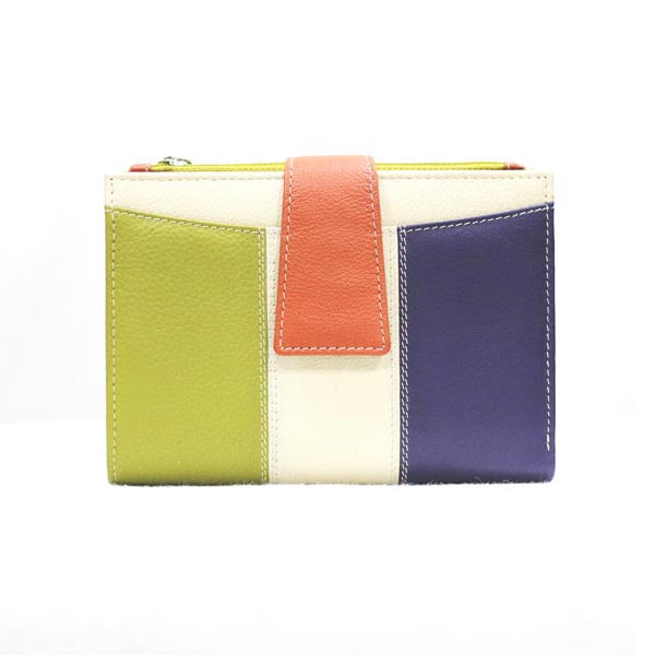 Multi color Ladies Wallet