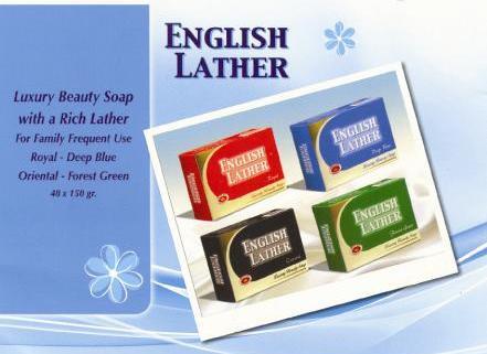 English Lather Beauty Soap