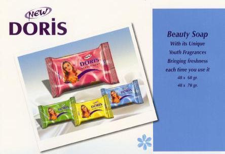 New Doris Beauty Soap