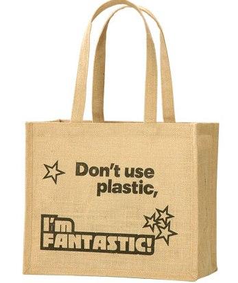 Jute Shopping Bag 03
