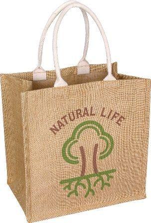 Jute Shopping Bag 04