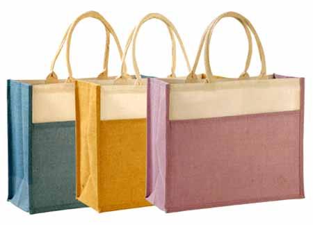 Jute Shopping Bag 06
