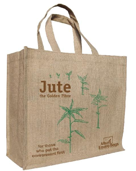Jute Shopping Bag 10