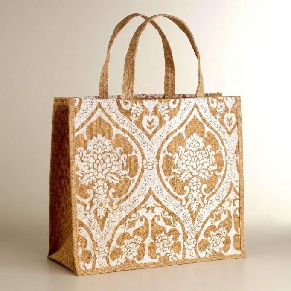 Jute Shopping Bag 14