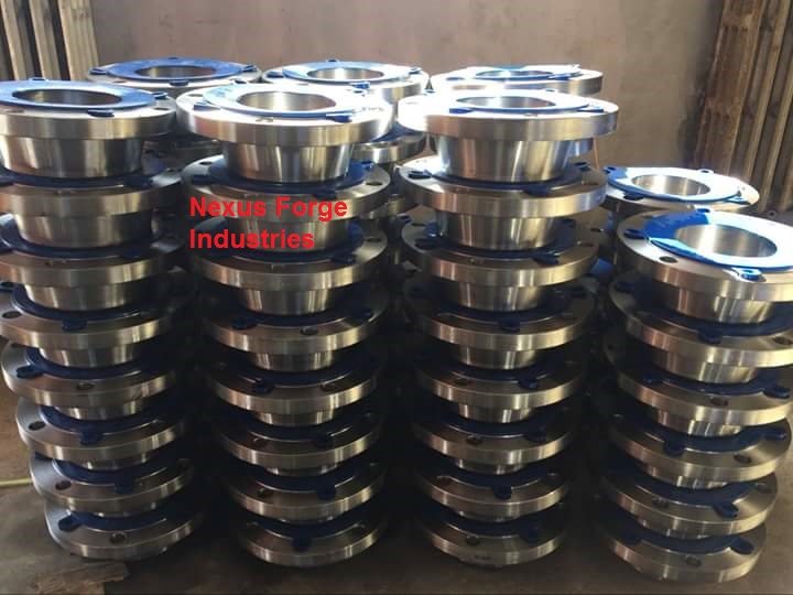Nickel Alloy Flange 01