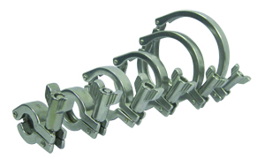 Tri Clover Clamps