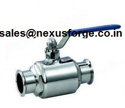 Tri Clover End Ball Valves
