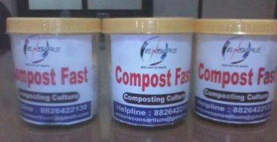 Compost Fast Microbial Culture Powder