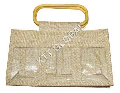 Jute Cane Bags