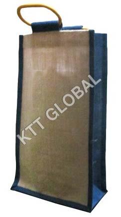 Jute Water Bottle Bag (WB-3016)