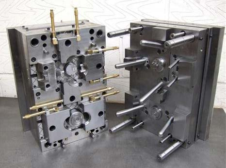 Plastic Injection Mould for Automobile Parts