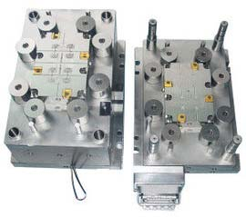 Plastic Injection Mould for Electrical Parts