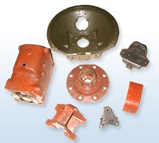 Automotive Chassis Parts