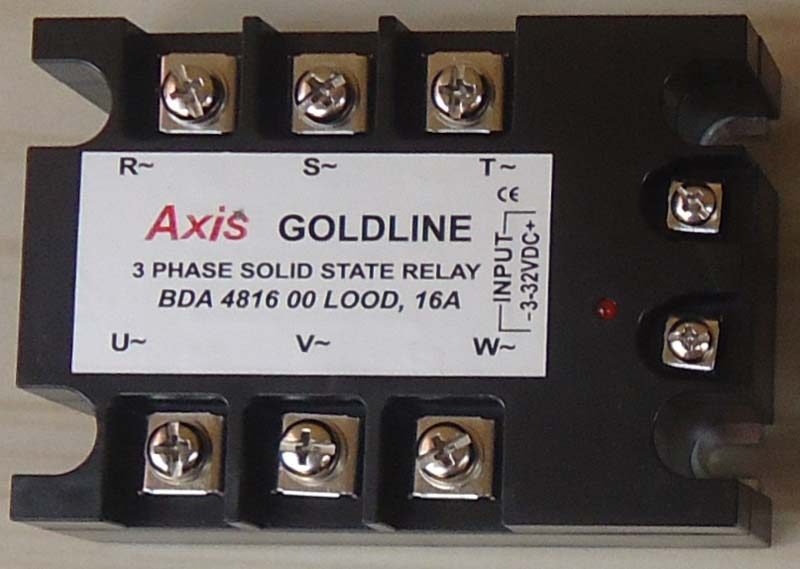 100 to 300 Three  Phase Solid State Relays