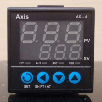 Axis AX Series Temperature PID Process Controller
