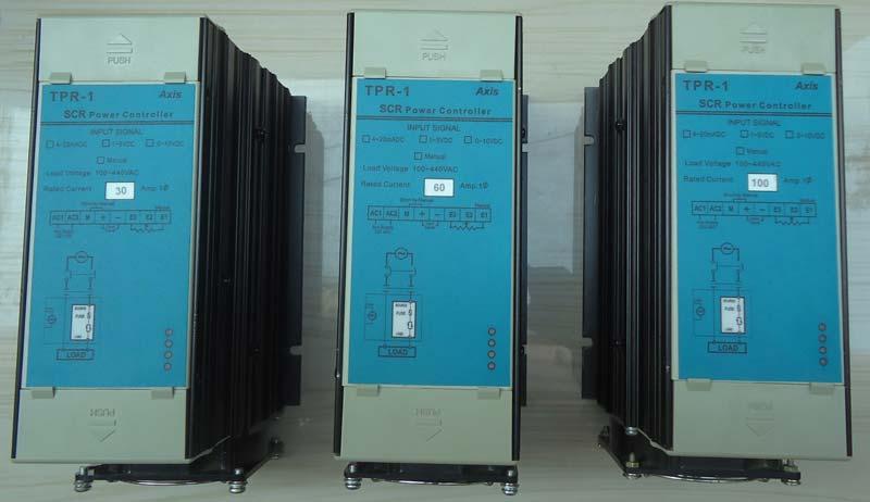 AXIS E Series 1 Phase Power Controller