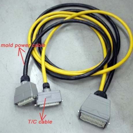 Connector & Cables Hot Runner Temperature Controllers