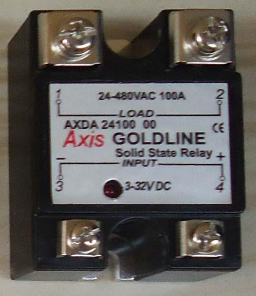 Design No. 100 Amp