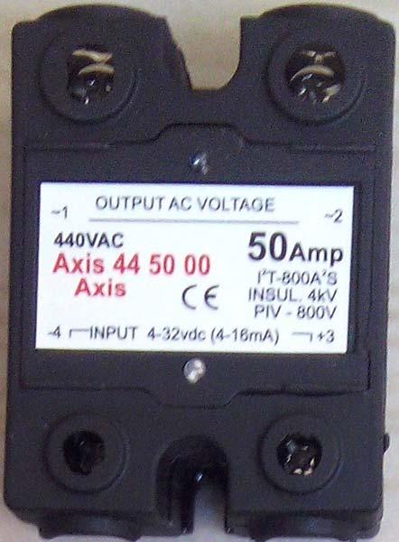 Design No. 50 Amp
