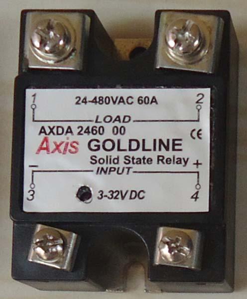 Design No. 60 Amp