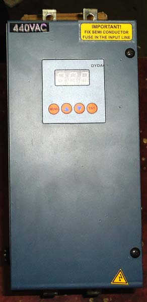 Double Phase Thyristor Power Controllers