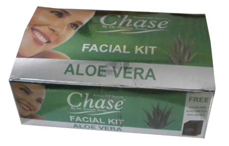 Chase Aloe Vera Facial Kit