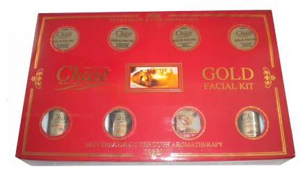 Chase Gold Facial Kit