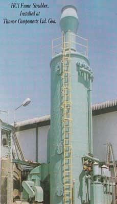 Hypochlorite Production Plant