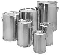 Stainless Steel Vessels
