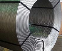 Calcium Iron Cored Wire (CaFe)