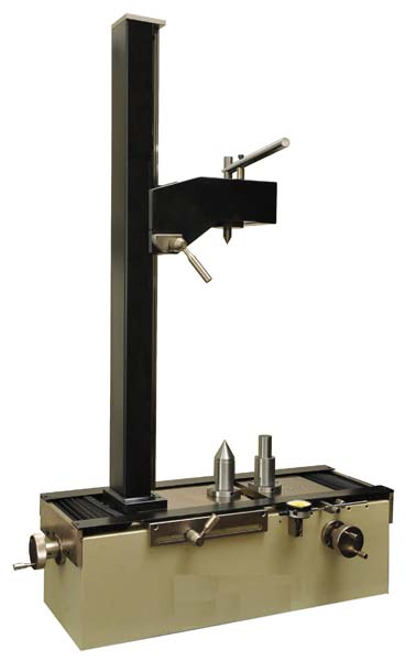 Gear Roll Tester With Column