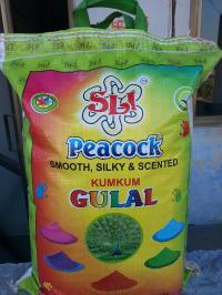 Peacock Gulal Bags