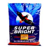 Super Bright Gold Ultra Blue Pigments Pouches