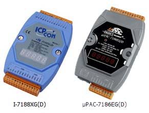 ISaGRAF Embedded Controller (uPAC-7186EG)