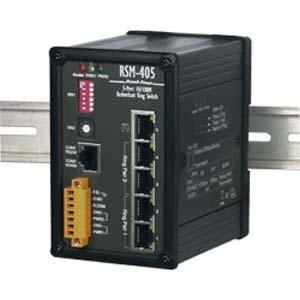 Redundant Ethernet Switch (RSM-405)