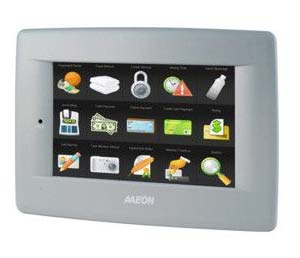 HMI Panel PC (AHP-1070)