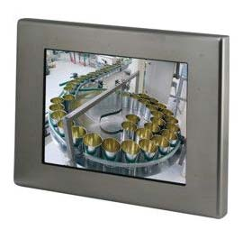 Stainless Steel IP 65 Panel PC (AFP-6123)