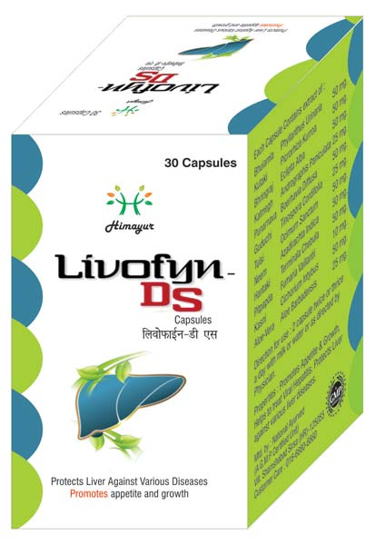 Livofyn-DS Capsules