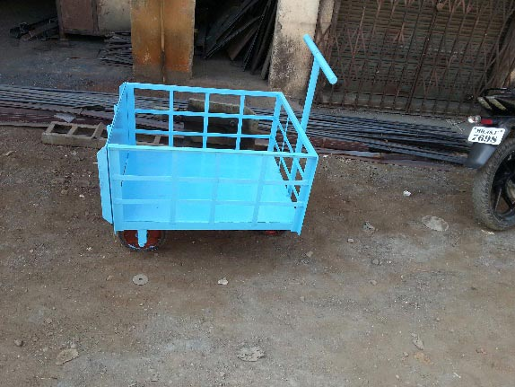 Steel Trolleys 02