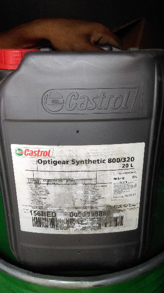 Castrol Optigear Synthetic 800/320 Gear Oil