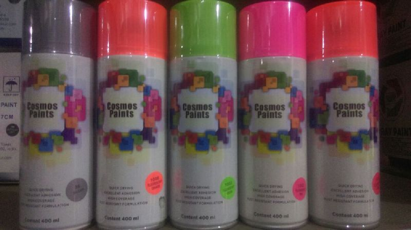 Cosmos Paint Spray