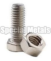 Titanium Nuts