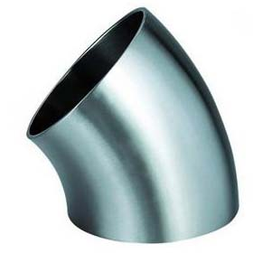 Stainless Steel 90 SR Elbow