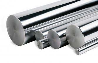 Stainless Steel Greek Ascoloy 418 Bars
