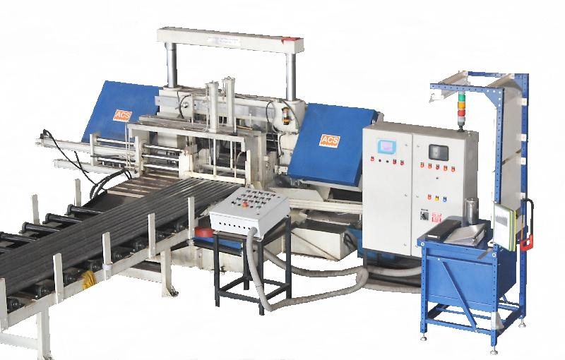 Automatic Double Column Bandsaw Machine (ACS-DFA)