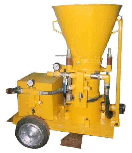 Refractory Gunning Machine