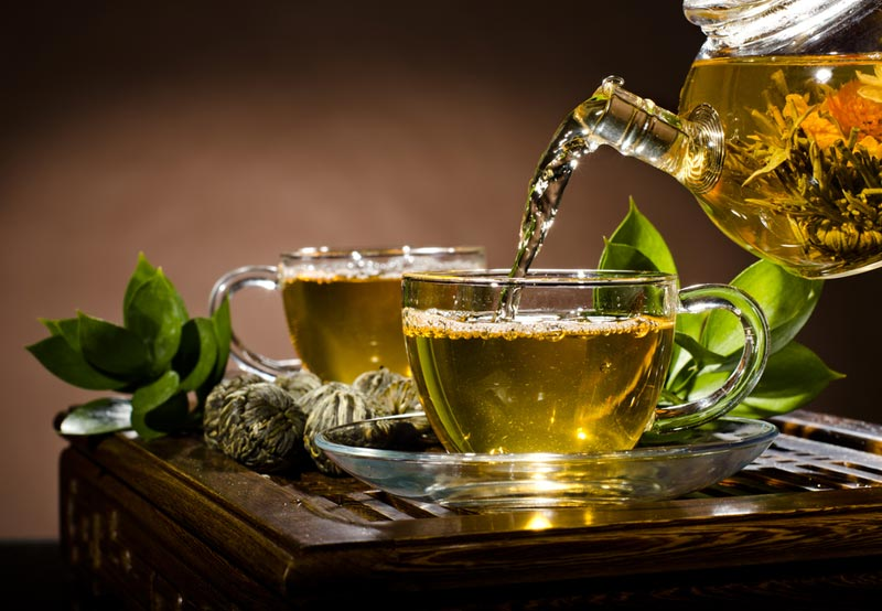 Mixed Spice Tea